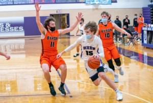 Dixon Basketball 2021