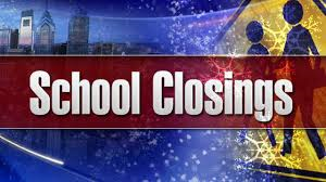 School Closings/Postponements/Delays for Monday February 22nd, 2021