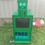 Little Library at Park West in Oregon Vandalized Over the Weekend