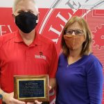 Sauk College President Dr. David Hellmich Named Chamber Champion by SVACC