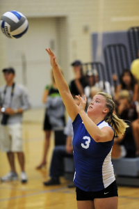 Local Sports Scoreboard- Dixon Volleyball Wins on the Road, Sterling and Newman Both Win