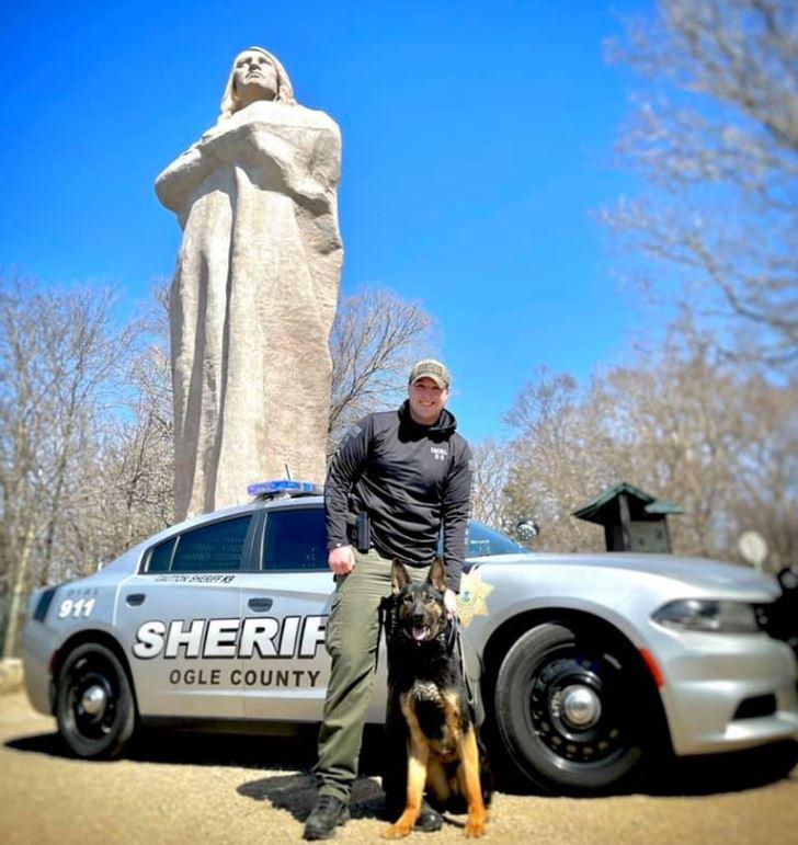 Ogle County Sheriff Haze