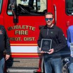 Two Sublette Men Honored for Heroism for Life Saving Actions