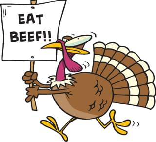 The Month of Gobble! ALREADY?
