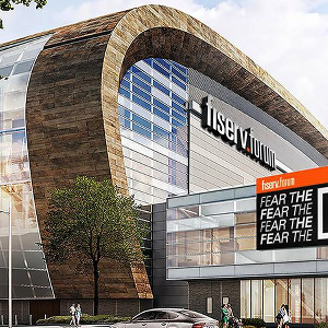 Fiserv Forum-Milwaukee