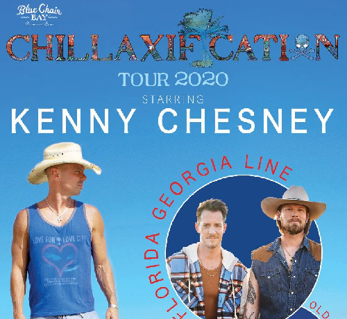 K Chesney tour 2020