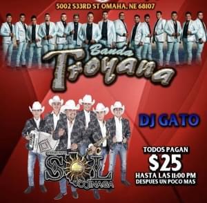 Banda La Troyana | Conjunto Sol de Ojinaga