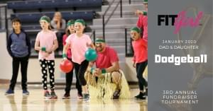 FITGirl, Inc Dodgeball Tournament