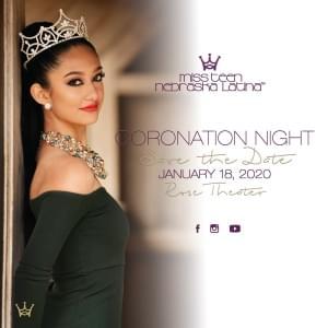 Noche de Coronación, Miss Nebraska Latina