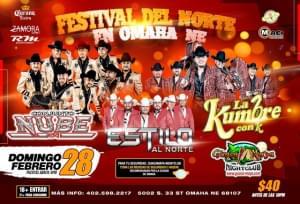 Festival del Norte en Omaha