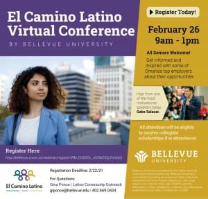 El Camino Latino Virtual Conference