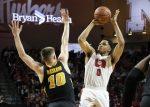 Former Husker James Palmer Jr. Excels in NBA Summer League Debut