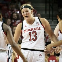 Huskers Run Over Badgers in Home Win