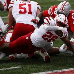 Running back changes: USC transfer picks Nebraska, Mills declares for NFL Draft