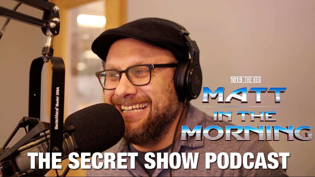 The Secret Show With Guests Houston Alexander & DJ Rip