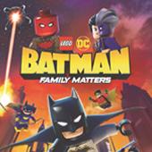 Lego Batman: Family Matters!
