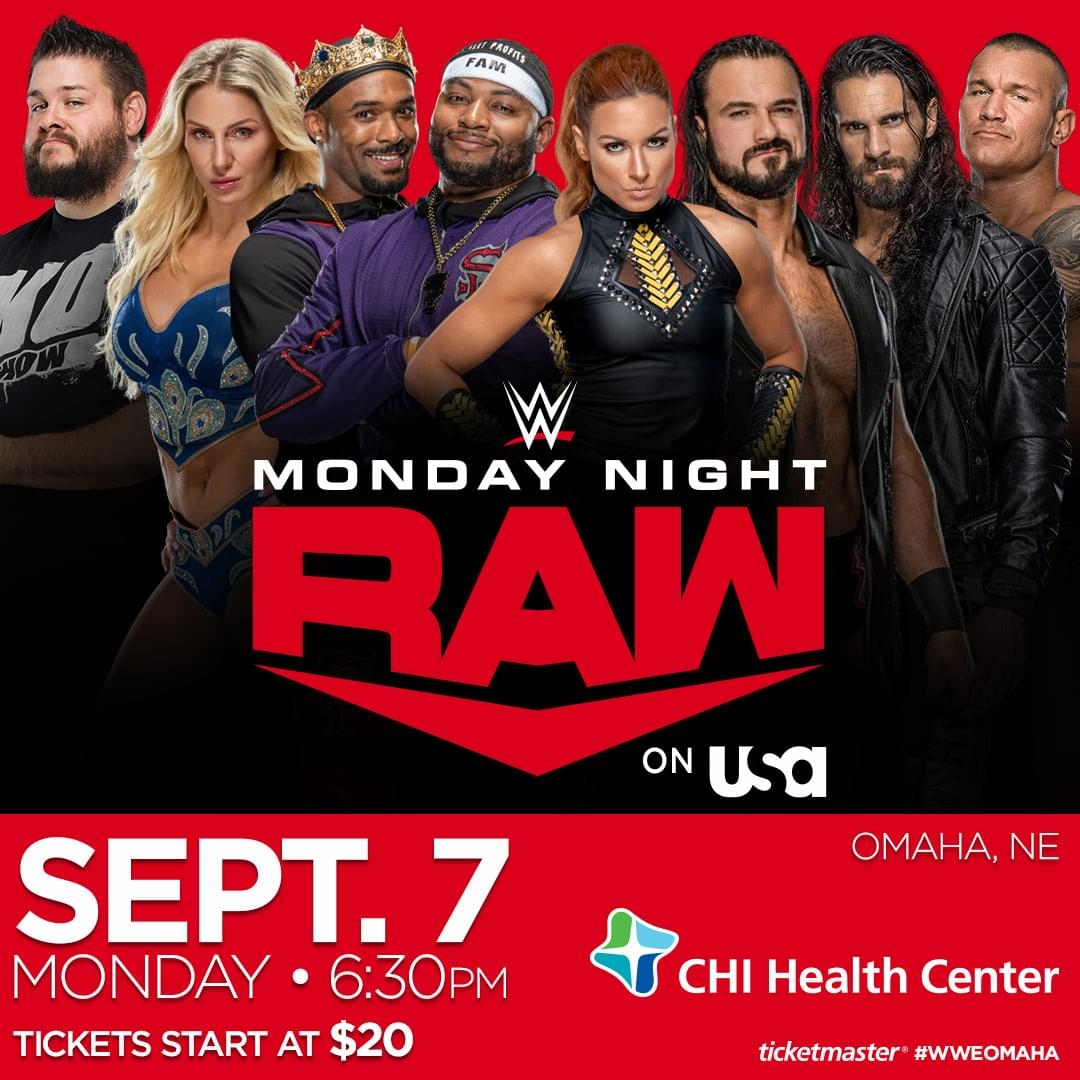 WWE Monday Night Raw