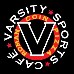 Varsity Roman Coin Pizza