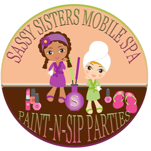 Sassy Sisters Mobile Spa and Paint Parties for Kids