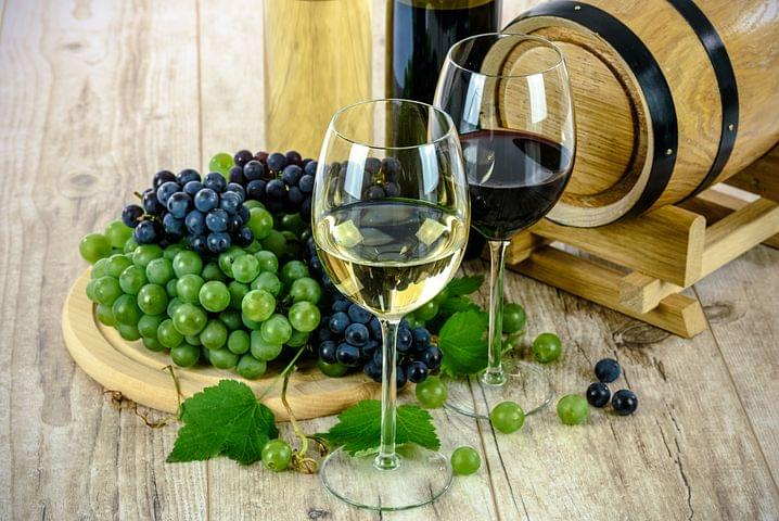 Healthiest Types Of Wine, According To Dietitians