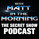 The Secret Show Podcast – What We're Watching April Edition!
