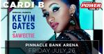 Cardi B at Pinnacle Bank Arena