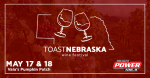 Toast Nebraska