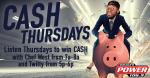 Cash Thurdays