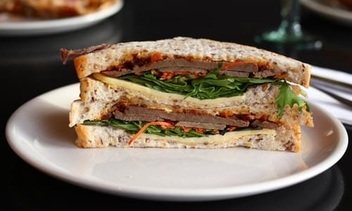 America's Favorite Sandwich Is…