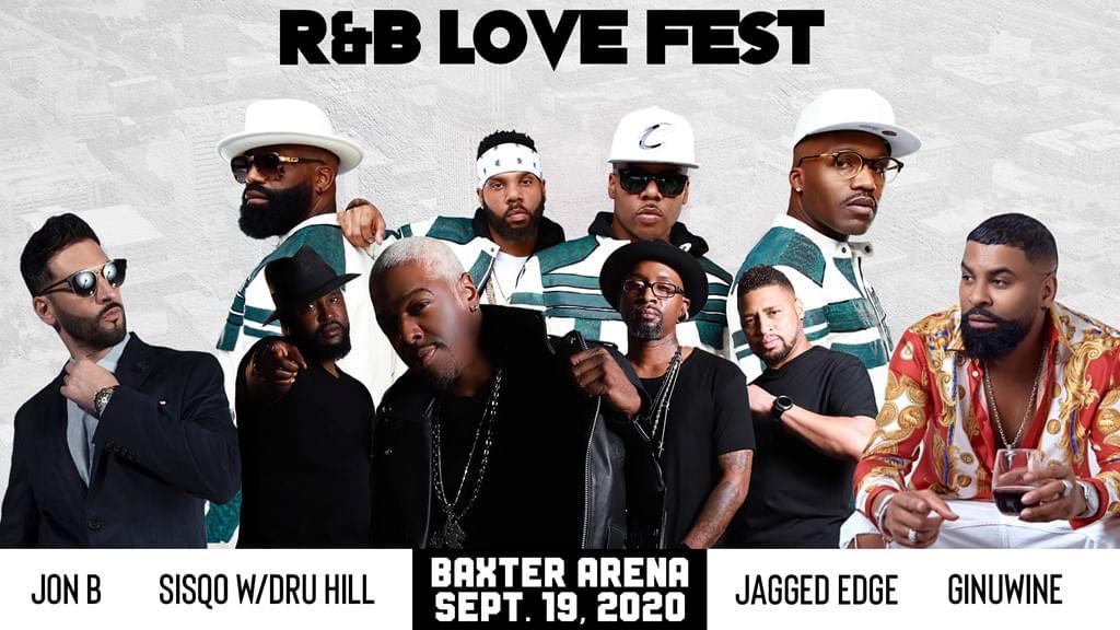 R&B Love Fest