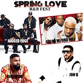 Spring Live R&B Fest
