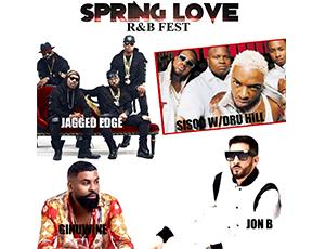 Spring Love R&B Fest