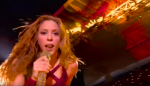 Super Bowl Fans Are Losing Their Minds Over Shakira's 'Tongue Thing'