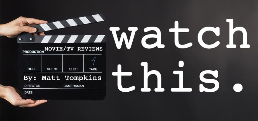 What to Watch This Week