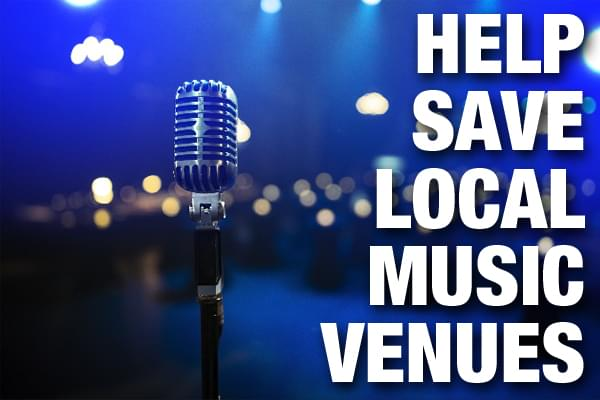 Save Your Local Music Venues