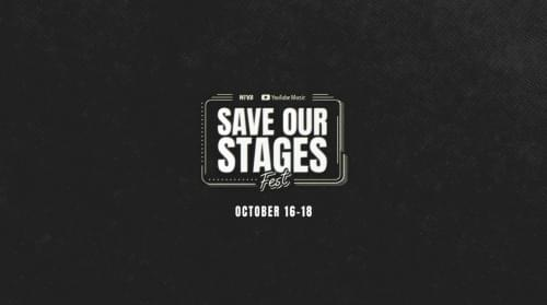 'Save Our Stages' Virtual Festival Attracts Superstar Artists