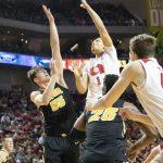 Former Husker Basketball Player Amir Harris Announces Transfer to George Washington