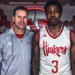 Nebraska Lands Commitment from Kevin Cross, a 6-foot-8 Forward from Little Rock, Arkansas
