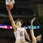 Nebraska's Isaiah Roby Selected by Detroit Pistons in Second Round of NBA Draft at No. 45 Overall, is Headed to the Dallas Mavericks