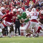 Huskers High Octane Offense Enjoying a Good Camp, Question Marks Still Remain on the Offensive Line