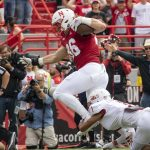Nebraska Tight End Stoll Named to Mackey Award Watch List