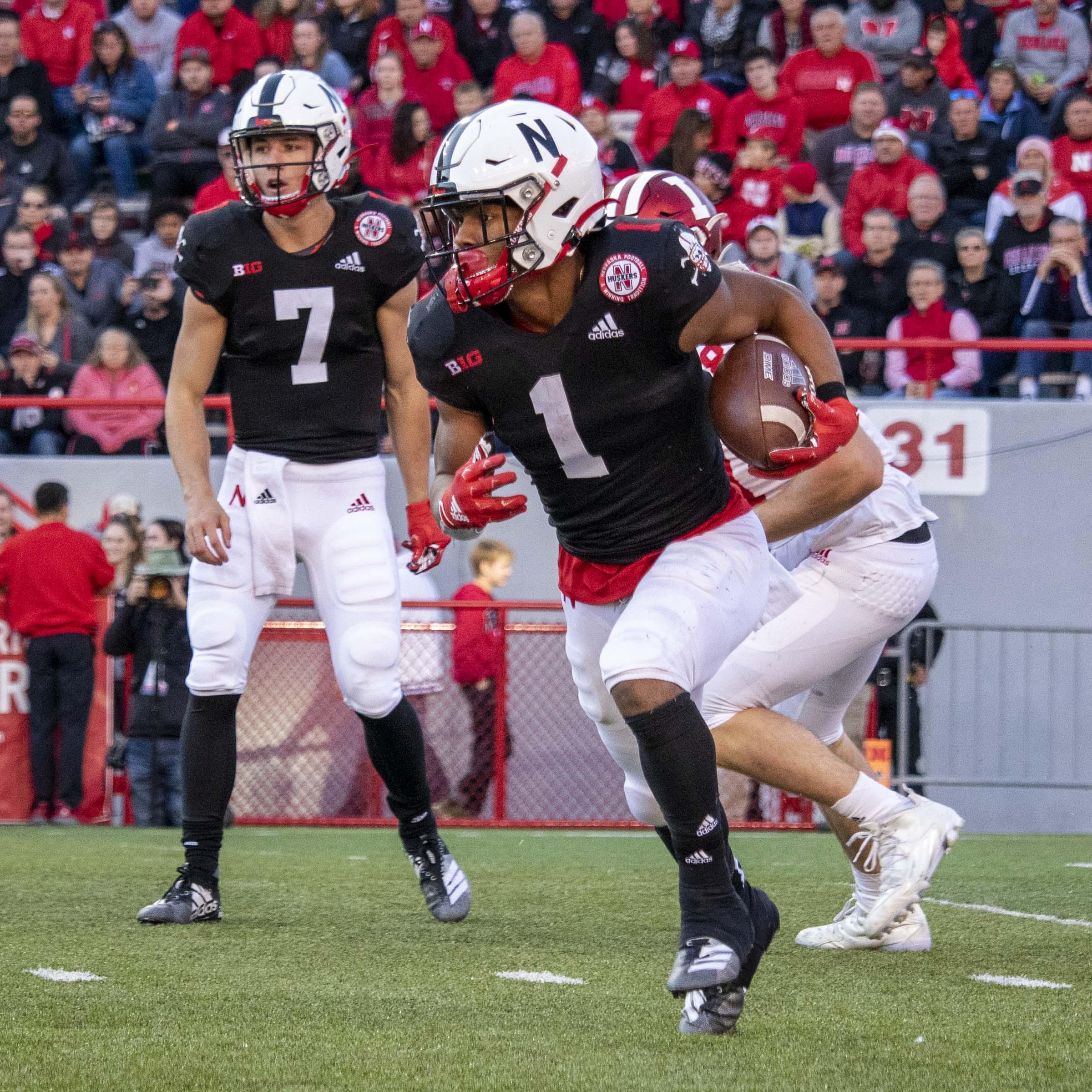 Nebraska Opens Football Season October 24 at Ohio State, Home Opener October 31 against Wisconsin