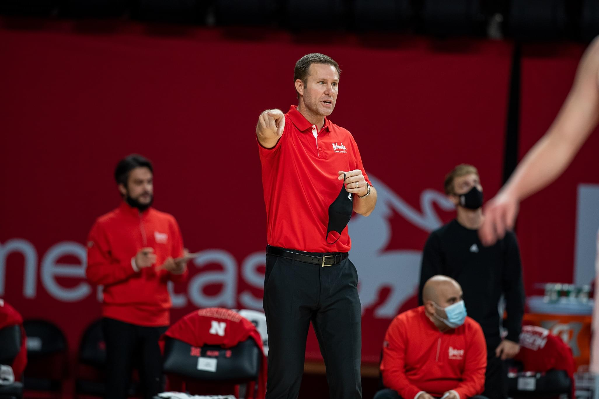 Hoiberg and 7 Nebrasketball players positive for COVID-19, Pause extended another week postponing more games