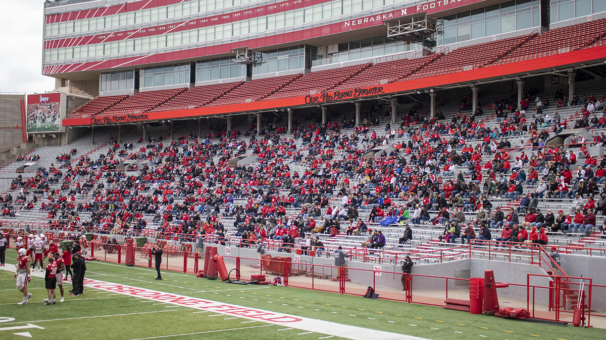 Red-White Spring Game to air on Big Ten Network