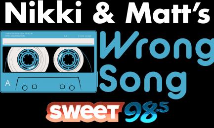 Wrong Song 5-23-19