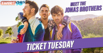 Jonas Brothers Ticket Tuesday