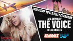 The Voice Flyaway Giveaway