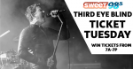 Third Eye Blind Ticket Tuesday