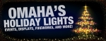 Where to See Holiday Lights around Omaha!