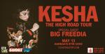 Kesha at Stir Cove